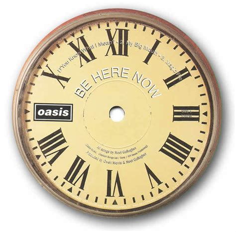 Cd Oasis Be Here Now Deluxe 2016 Isi 3cd Imported oasis to release be here now chasing the sun creation