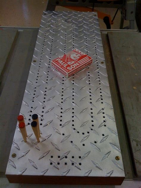 custom cribbage boards woodworking projects plans