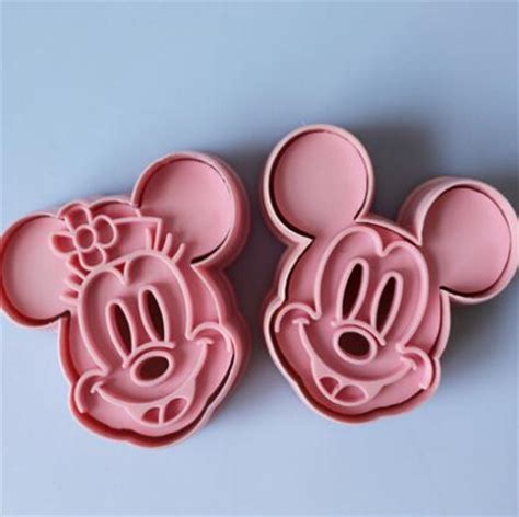 Cookies Cutter Mold Chocolate Fondant Mickey Mouse popular minnie mouse mold buy cheap minnie mouse mold lots