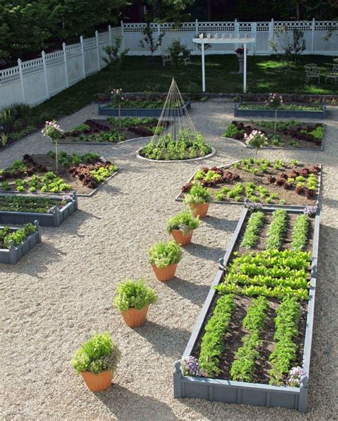 Layout Of Kitchen Garden Potager Garden Design Ideas Plans Layout And Tips For Beginners Minimalisti Interior