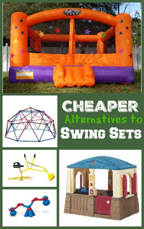 swing set alternatives cheaper alternatives to a swing set for outdoor play