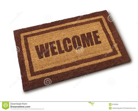 Welcoming Mat by Welcome Mat Stock Photo Image Of Wellcome Inviting