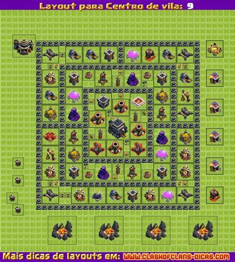 clash of clans dicas monte seu layout cv 5 youtube layouts para clash of clans cv 9 atualiza 231 227 o 4
