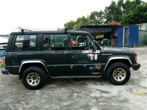where to buy car manuals 1992 isuzu space parking system isuzu trooper 1992 2 8 in selangor manual suv green for rm 9 900 4072624 carlist my