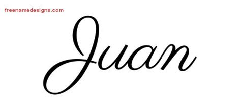 juan archives page 3 of 4 free name designs