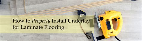 how to properly install underlay for laminate flooring the flooring lady