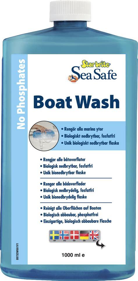 thetford marine boat wash starbrite sea safe boat wash reng 246 ring cleaner