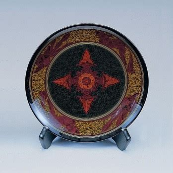 teori pattern variables 210mm snack plate d products takumi works