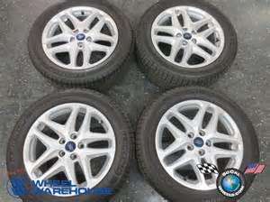 2013 Ford Fusion Tire Size Four 2013 Ford Fusion Factory 17 Wheels Tires Rims Oem