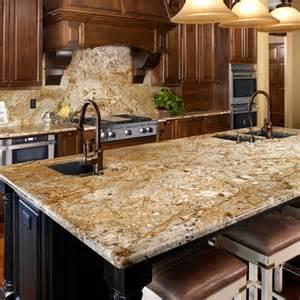 Kitchen Island With Granite Countertop Countertops Kitchen Counters Granite Countertop Home Remodeling Bathroom Countertops