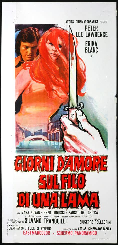 film lama recommended giorni d amore sul filo di una lama the movie in h by