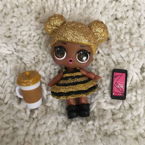 Egg Dolls Lol Anniversary Edition Glitter Serie lol doll lil outrageous littles l o l bee ebay