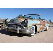 1954 BUICK SPECIAL CUSTOM TOPLESS ROADSTER  98086