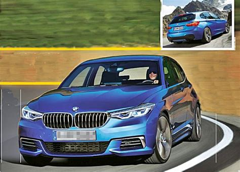2019 1 Series Bmw by 2019 Bmw 1 Series Hatchback Rendered Auto Bmw Review
