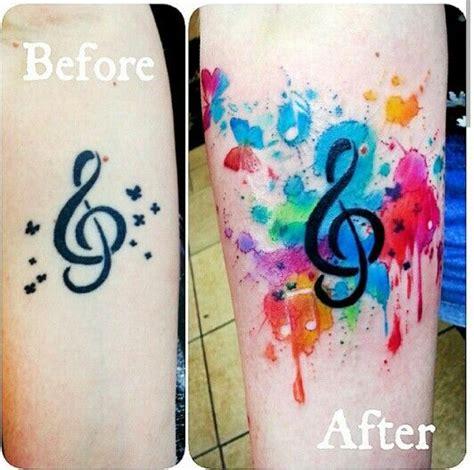 watercolor tattoo music watercolor by joanne baker watercolor