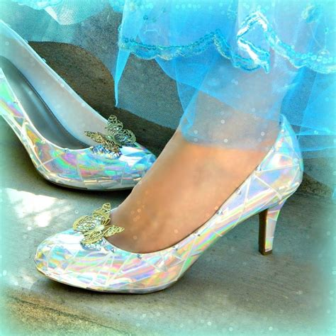 real cinderella glass slippers cinderella s glass slippers 183 how to make a slipper