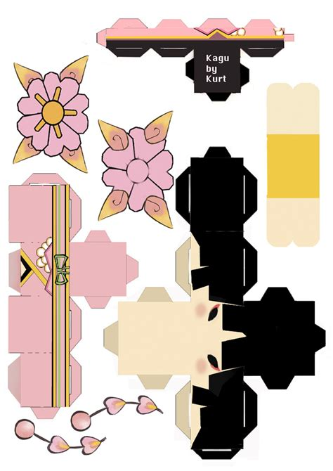 Okami Papercraft - kagu okamiden cubee by scarykurt on deviantart