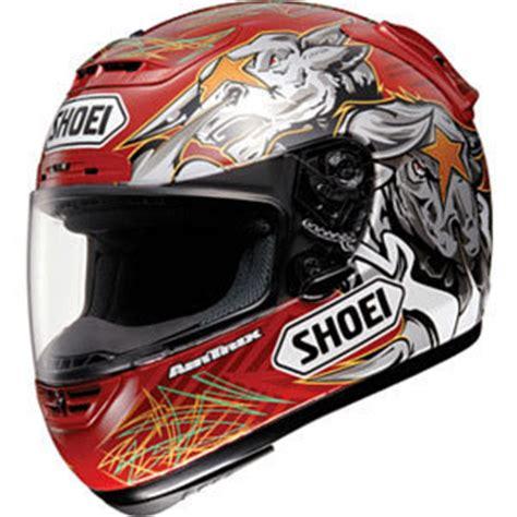 Helm Shoei Bull Cyclesportscsi Shoei 174 2009 X 11 Helmet E Boz