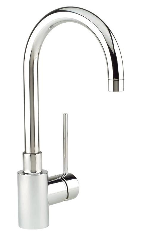 premium kitchen faucets blanco premium solid spout kitchen or bar faucet chrome