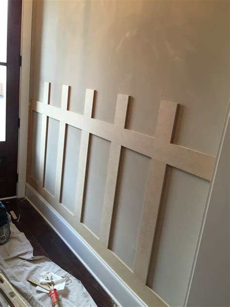 Mission Style Wainscoting by Home Sweet Home Project Wainscoting Mrslaurenbrady