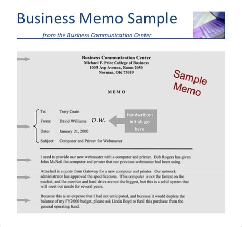 business memo templates business memo templates 14 free word pdf documents
