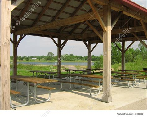 picnic shelter picture