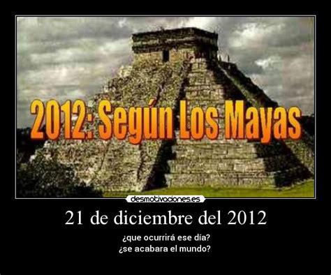 Calendario 21 De Diciembre 2012 21 De Diciembre 2012 Desmotivaciones