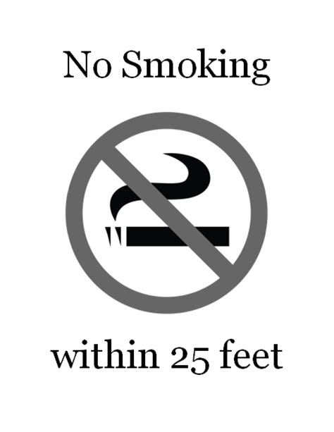 No Smoking Sign Black Templates | flyers templates no smoking sign black and white signs