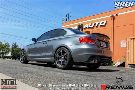 Bmw 135i Exhaust by Installed Remus E82 Bmw 135i Exhaust