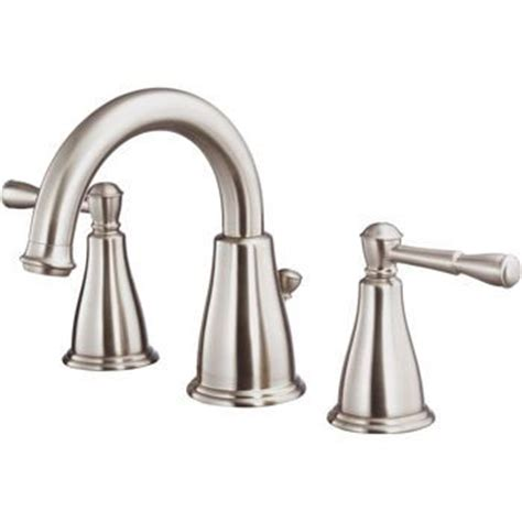 Costco Danze Faucet | costco h c waterware pinot two handle widespread brushed