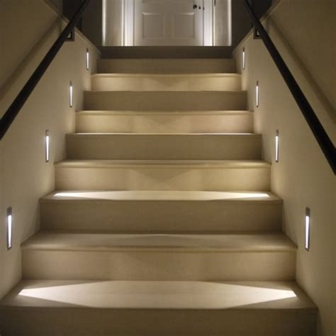 Stair Lighting Fixtures How Properly To Light Up Your Indoor Stairway