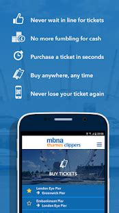 thames clipper app mbna thames clippers tickets android apps on google play
