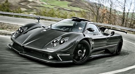 The Last Zonda Ever Made Cars Always