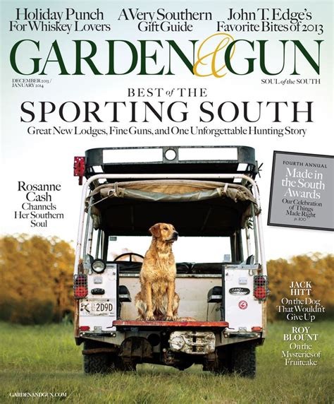 Garden And Gun Photo Contest Garden Gun Asme Best Cover Contest Sports And