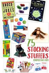 stuffers ideas 75 stocking stuffers ideas for kids under 10 a mom s take