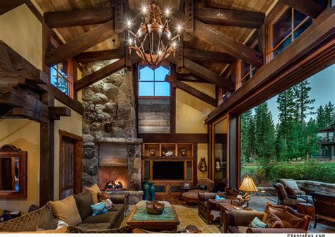the living room austin texas in tahoe quot austin cabin quot rustic living room