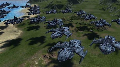 supreme commander mod images orbital wars reborn mod for supreme commander