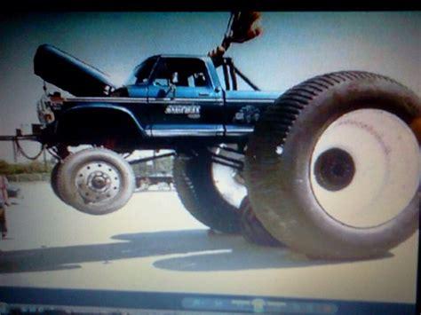 old monster truck videos old monster truck pinterest