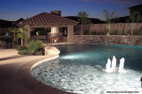 huge backyard pools swim up bars and swimming pools in phoenix az photo gallery