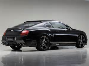 Sport Bentley Wald Bentley Continental Gt Sports Line 2008 Wald Bentley