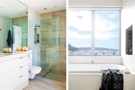 Shower Bath Australia a renovator s guide to showers vs baths home beautiful