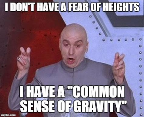 Afraid Meme - dr evil laser meme imgflip