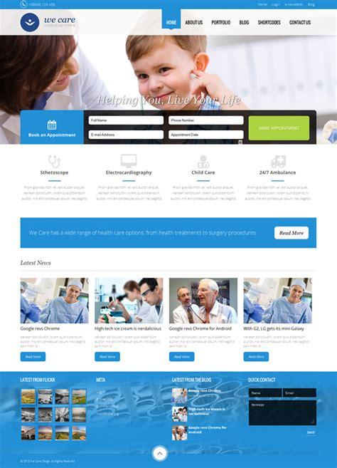 themes wordpress medical 15 hospital and wordpress medical themes