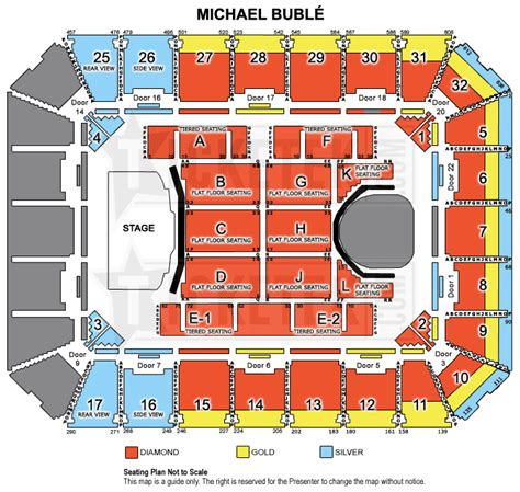 entertainment centre floor plan 2 michael buble tickets adelaide entertainment centre 6 5