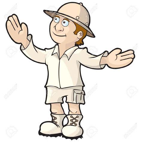 safari guide clipart tour guide clipart