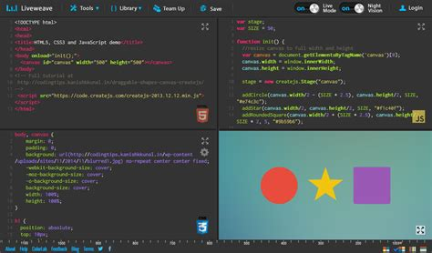 editor layout html css 7 free online code editors for front end web development