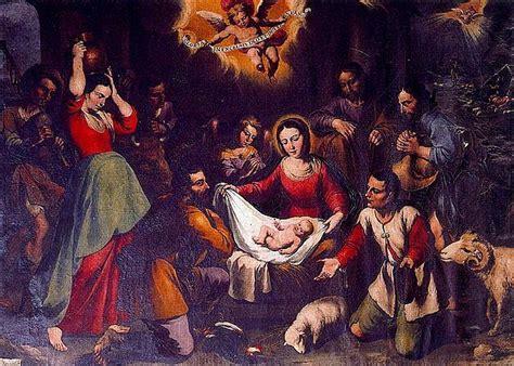 imagenes de los pastores del nacimiento de jesus para colorear ceremonia y r 250 brica de la iglesia espa 241 ola el nacimiento