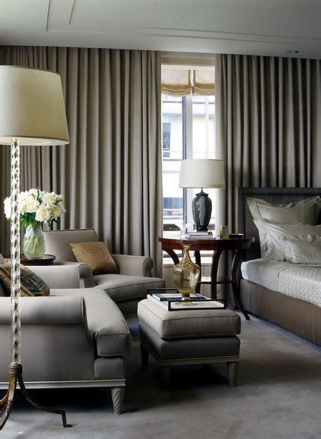 houzz curtains bedroom glenn gissler design