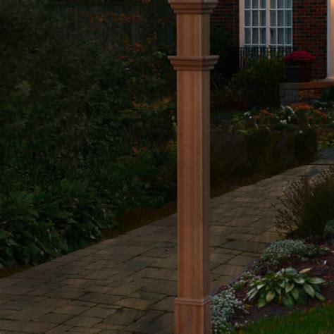 new england arbors portsmouth l post product type l posts new england arbors