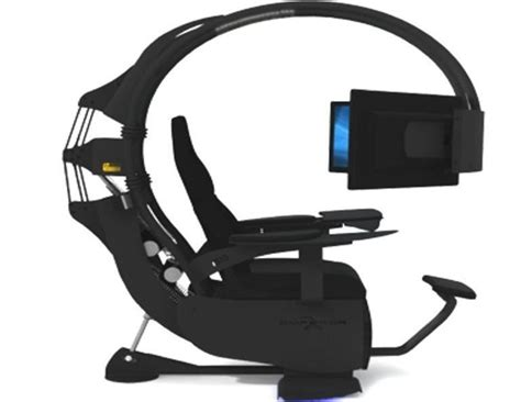 Ergonomic Desk by Alizul 15 Awesomely Ergonomic Office Chairs